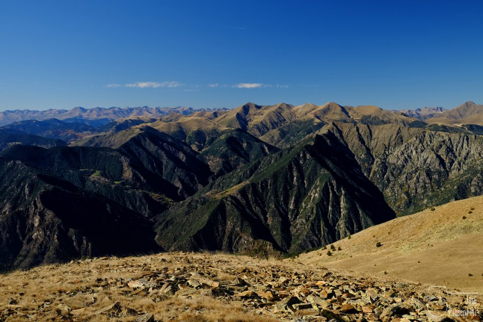 Pirineos-vista-desde-Pic-Negre - Que ver en Andorra en verano