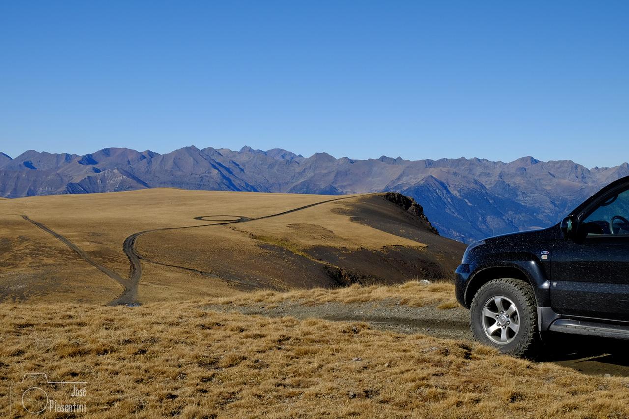 Ruta 4x4 Pic Negre Andorra