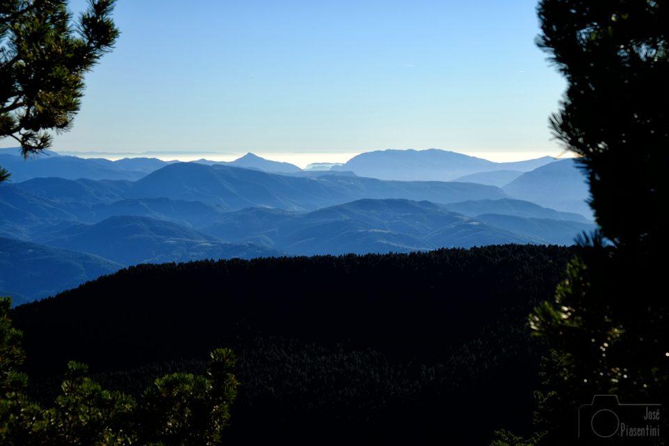 Pirineos-Siluetas