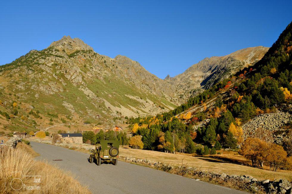 Un paseo de otoño por Canillo