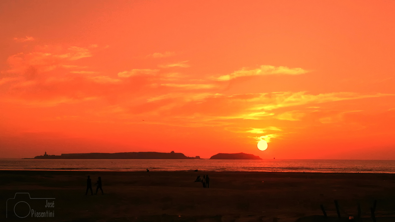 Sunset-Essaouira