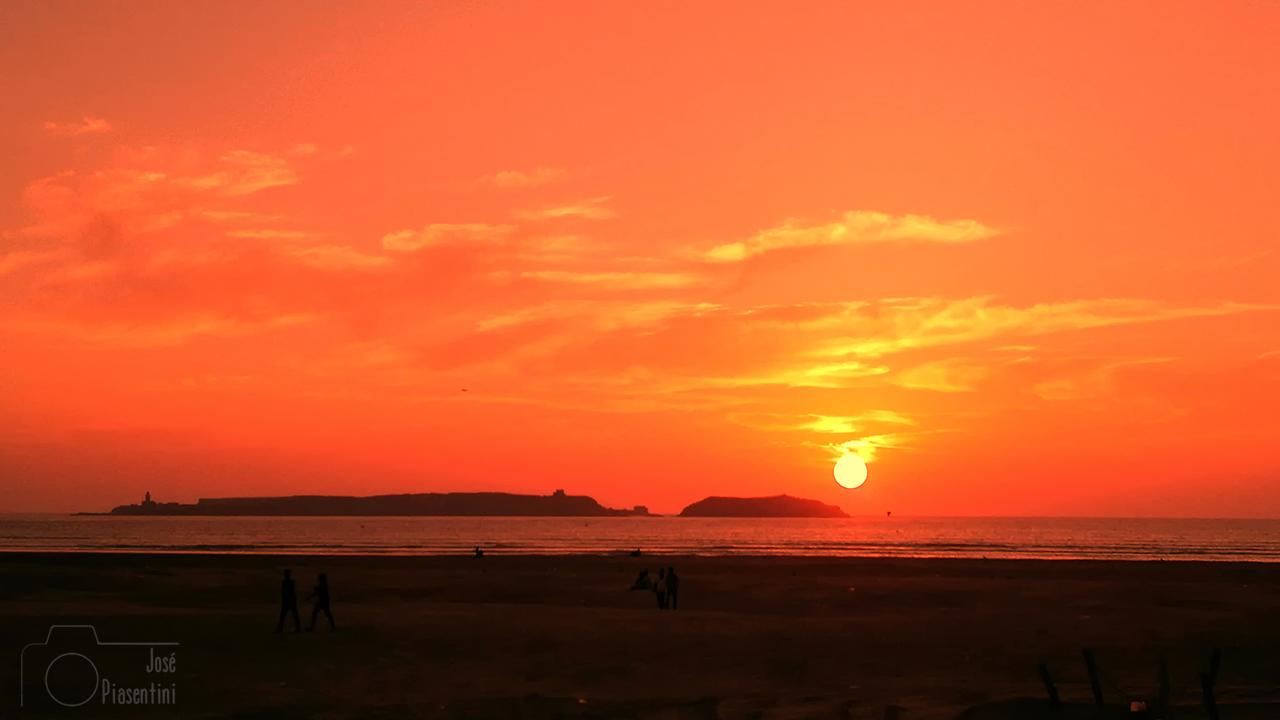 Sunset-Essaouira