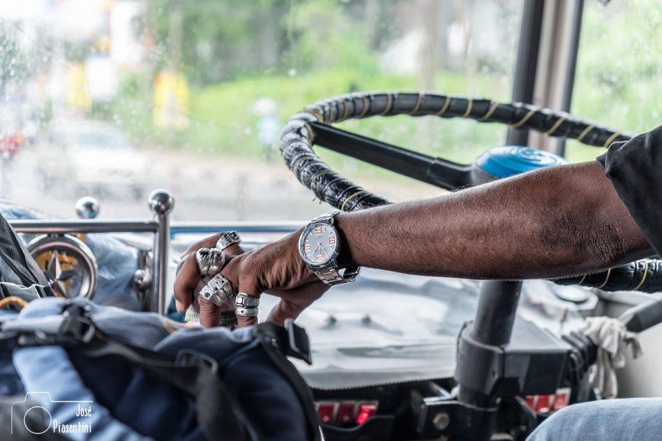 Sri Lanka-mad-driver