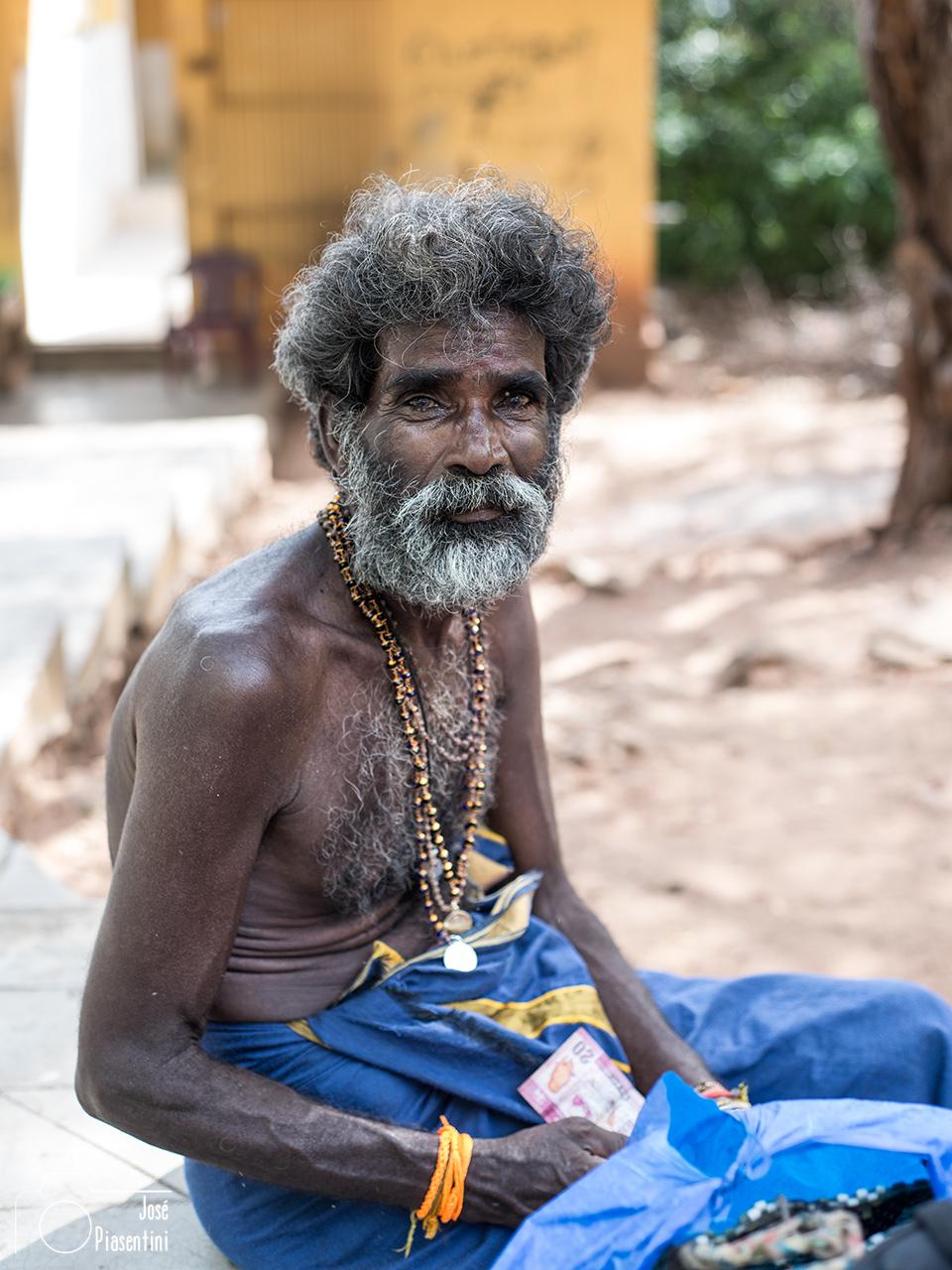 Sri Lanka su gente de Trincomale y Upaveli