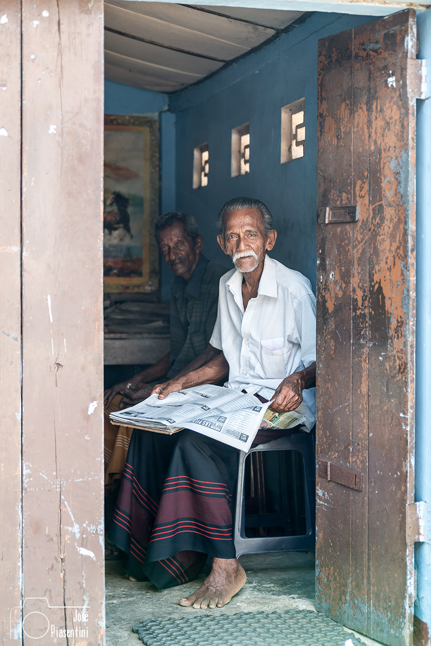 Sri Lanka - Comprando para colaborar con el Orfanato Bosath Bal