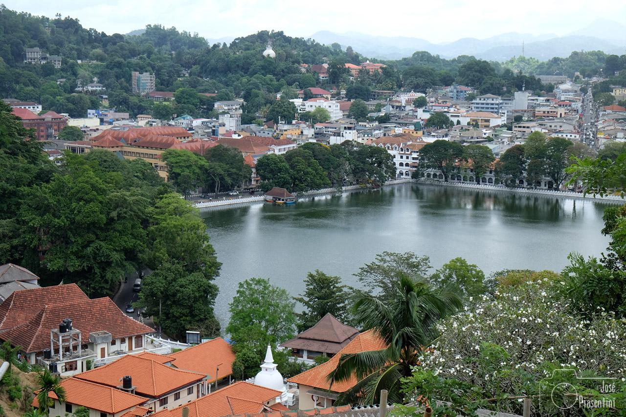 El mercado tradicional de Kandy