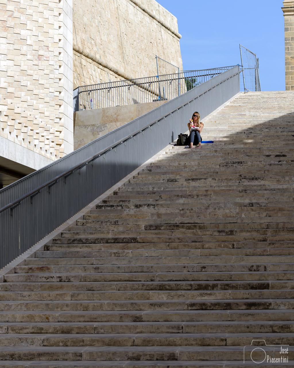 Malta-student