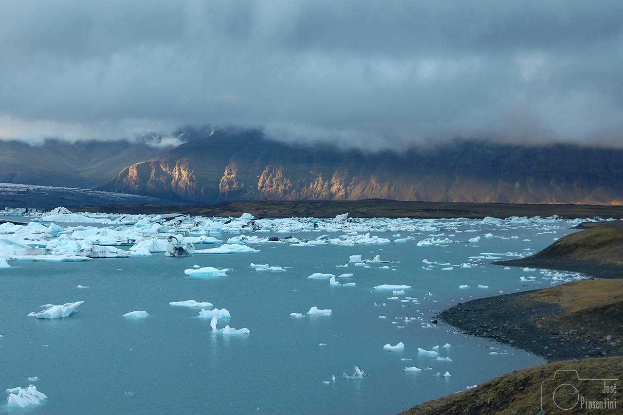 Islandia-Jokulsarlon