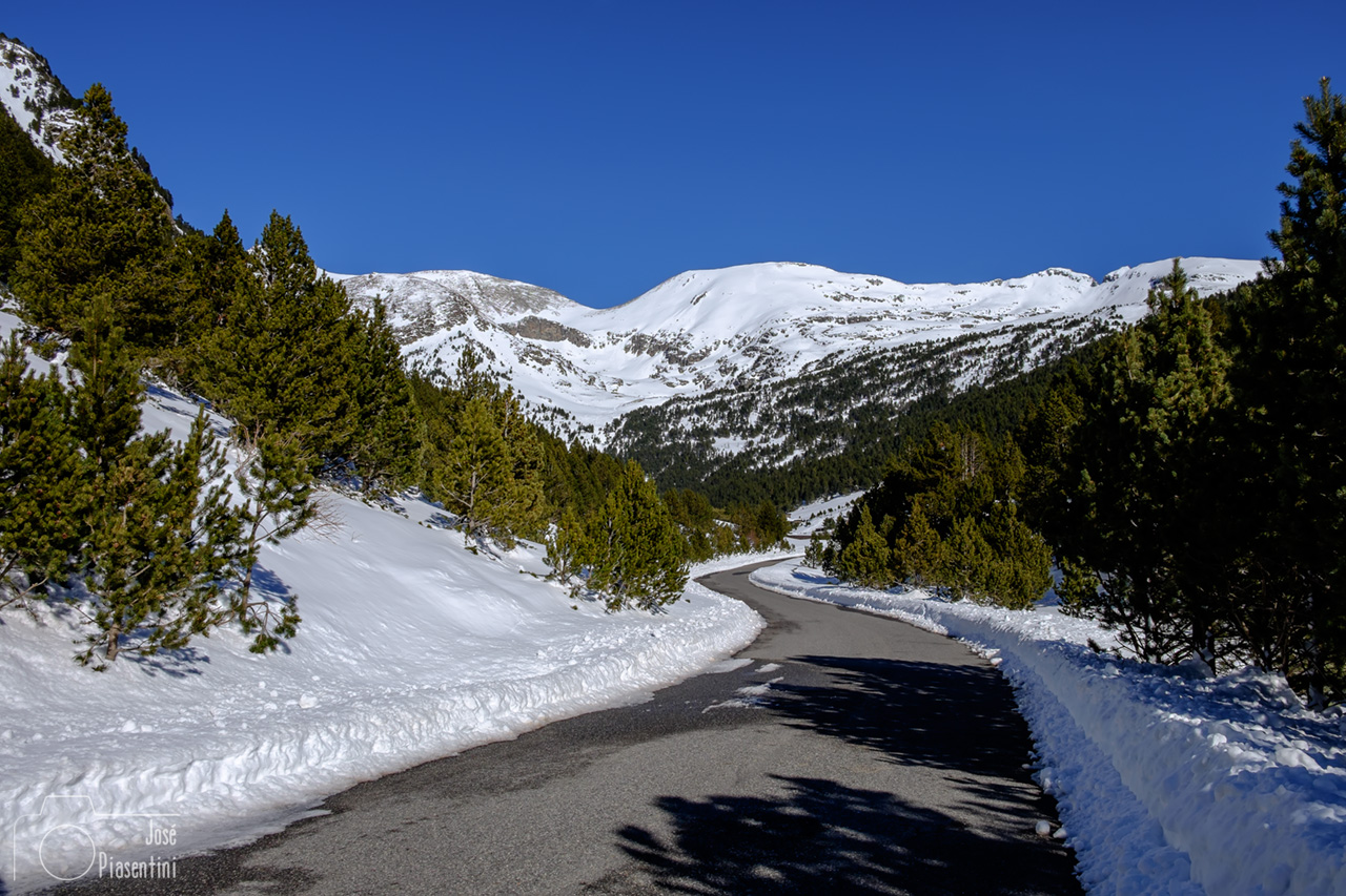 Que ver en Andorra - Ctra-Ransol-Pyreenes