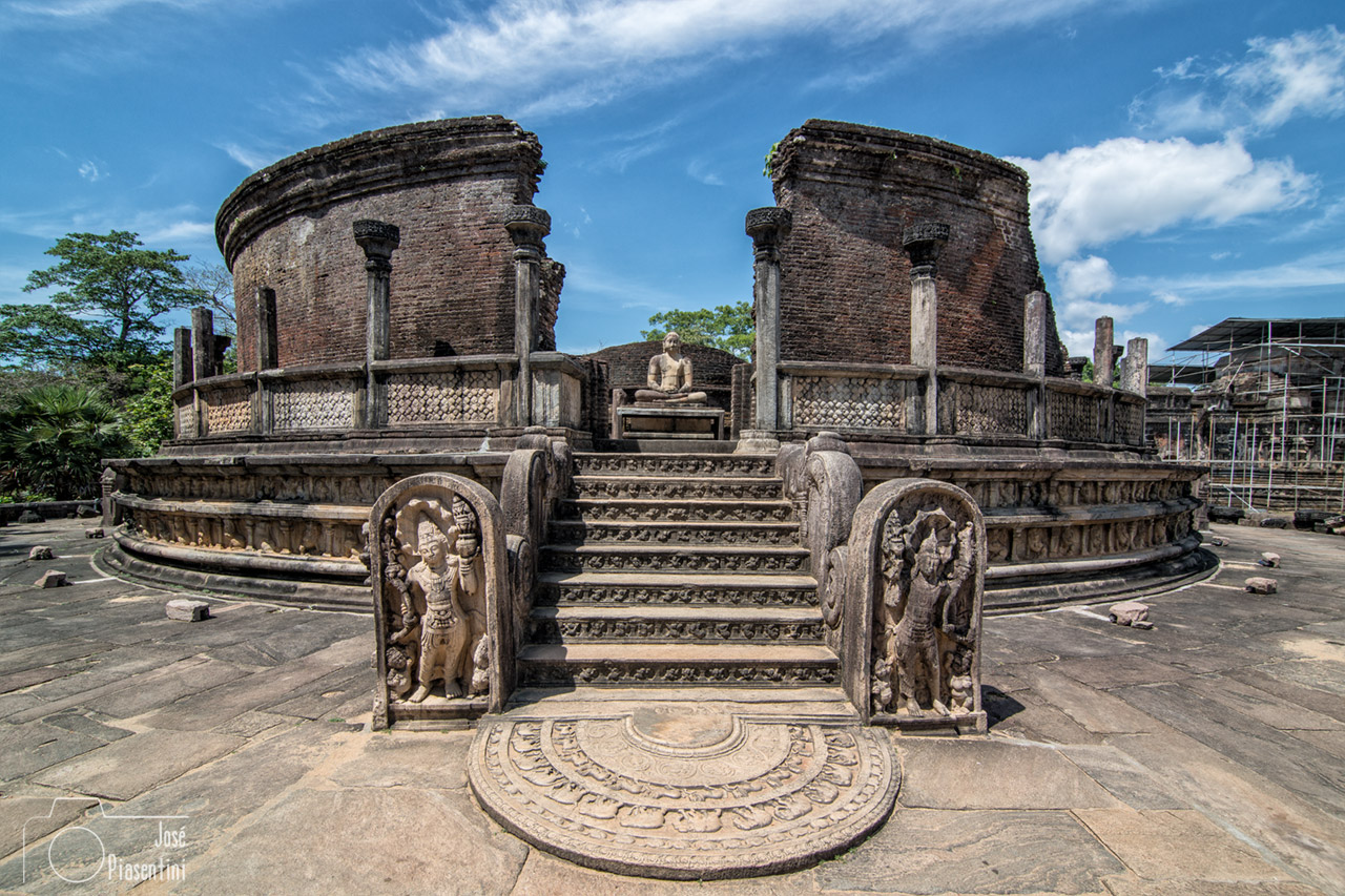 Ruinas antigua capital de Polonnaruwa - Que hacer con niños en Polonnaruwa