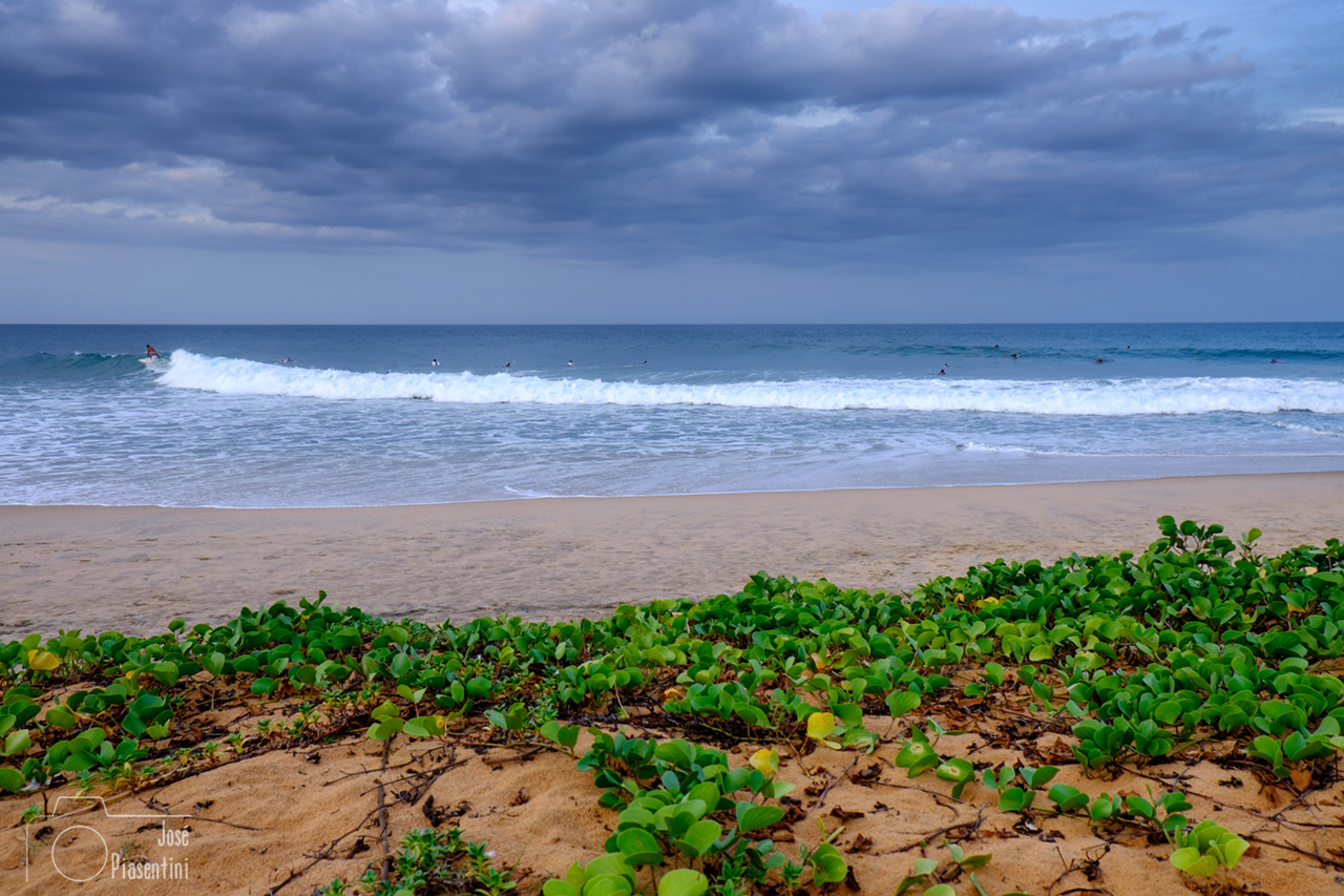 Upali beach