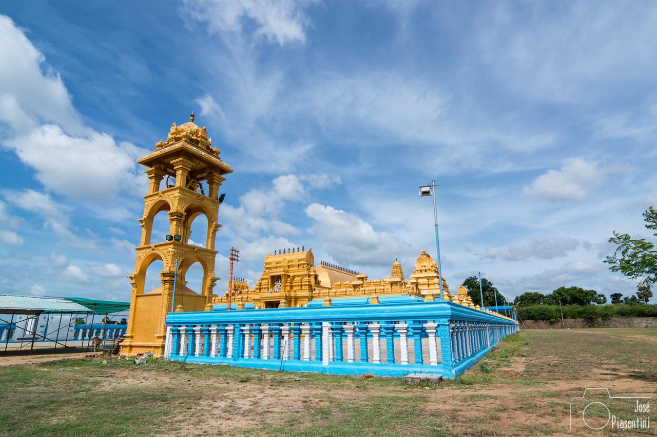 Exterior of Temple Sri Laxmi Narayana Perumal
