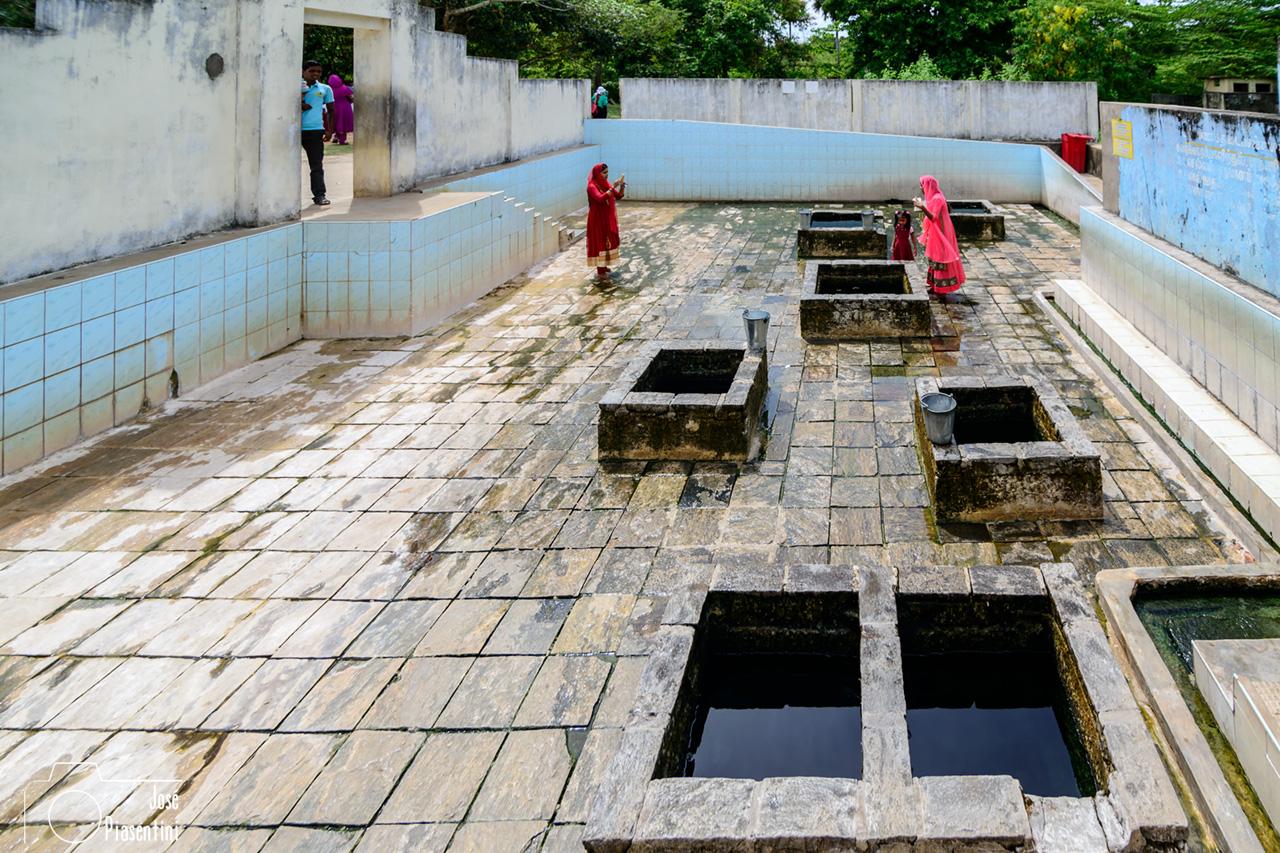 Hot Springs of Kanniya Trincomalee