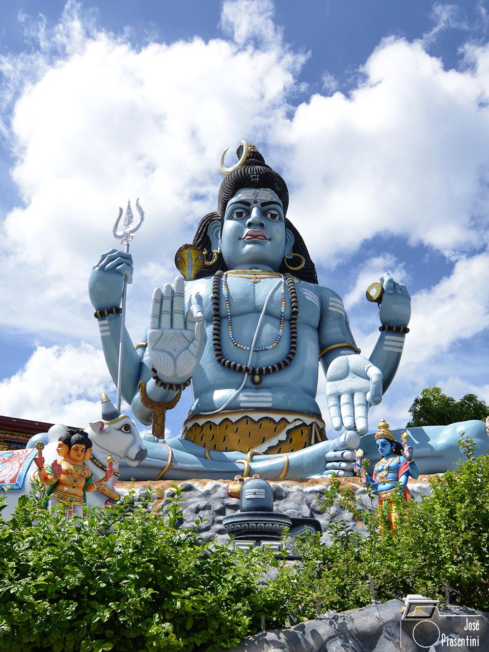 Budha outside Koneswaram temple