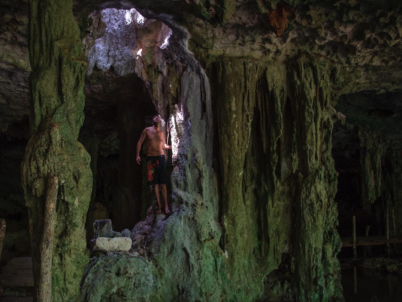 Piasentini-Cenote-Mexico
