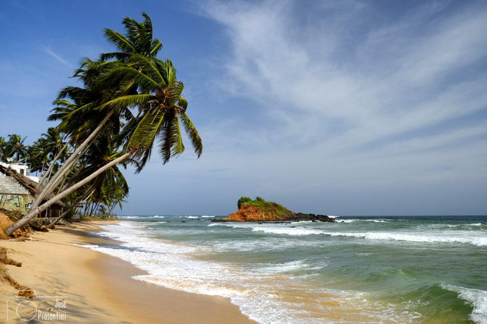 Que playas visitar en Sri Lanka