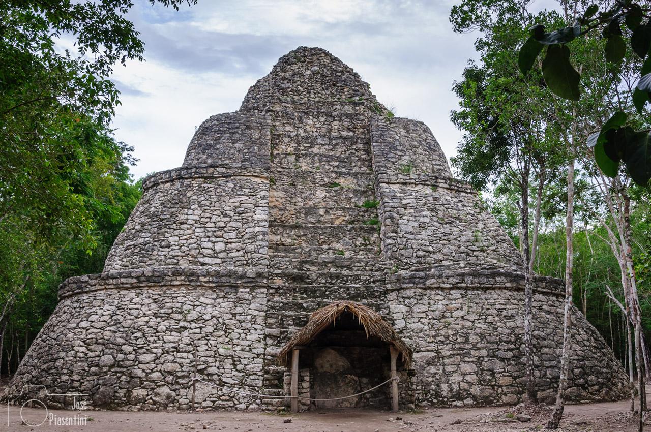 Ruinas de Coba Yucatan