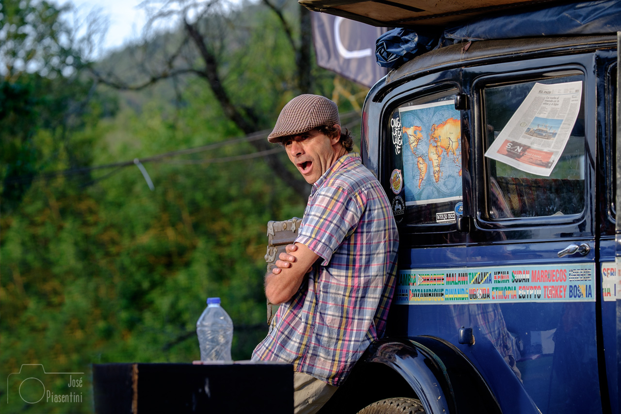 Herman Zapp meeting camper fang aventura