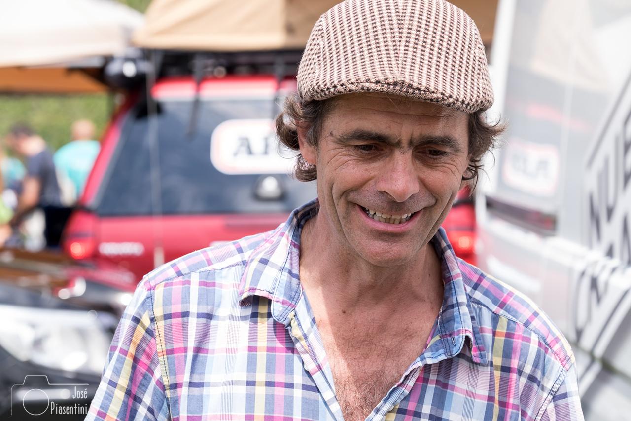 Herman Zapp Meeting Camper Off-road