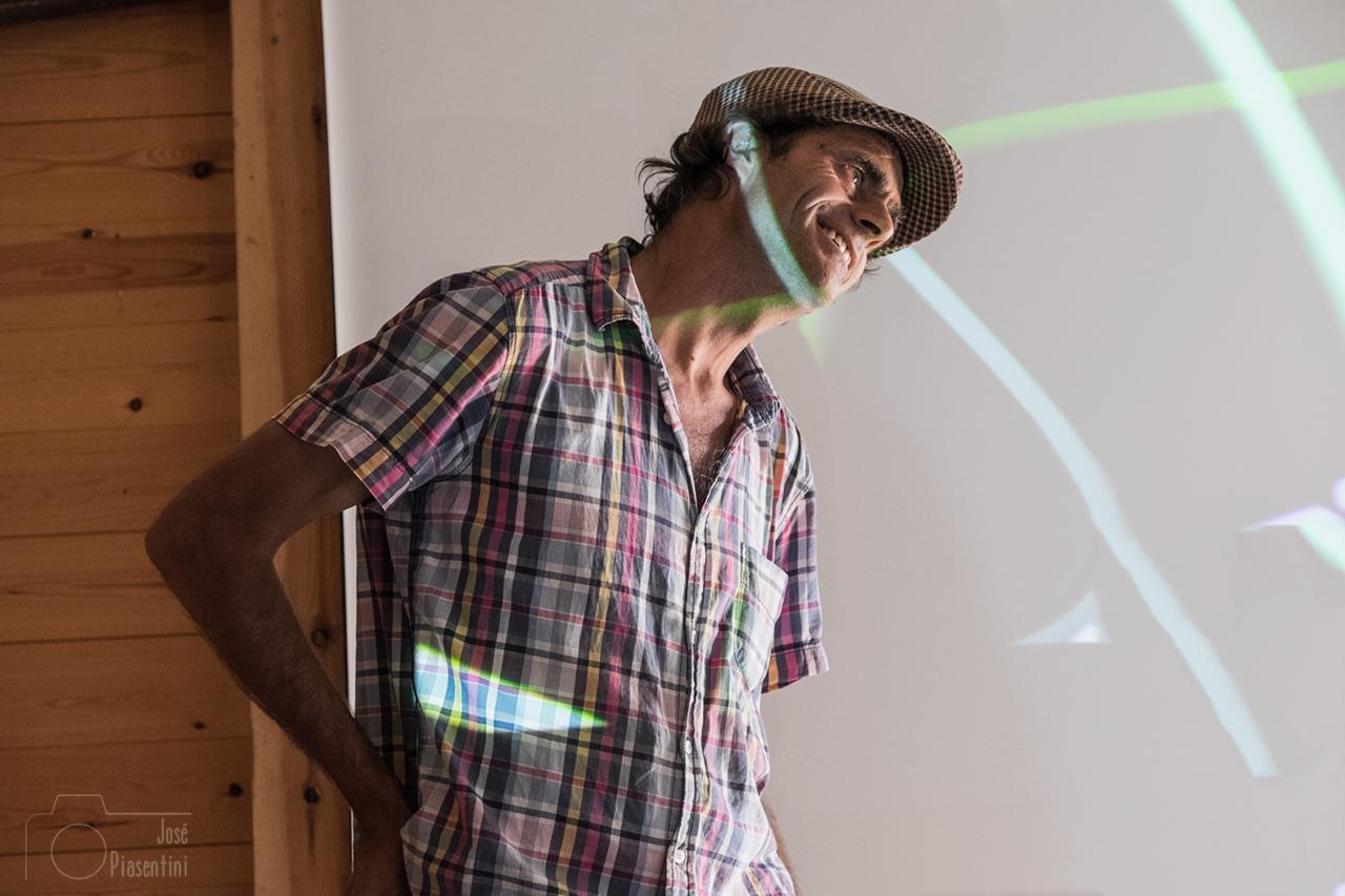 Herman Zapp en la Meeting Camper OffRoad