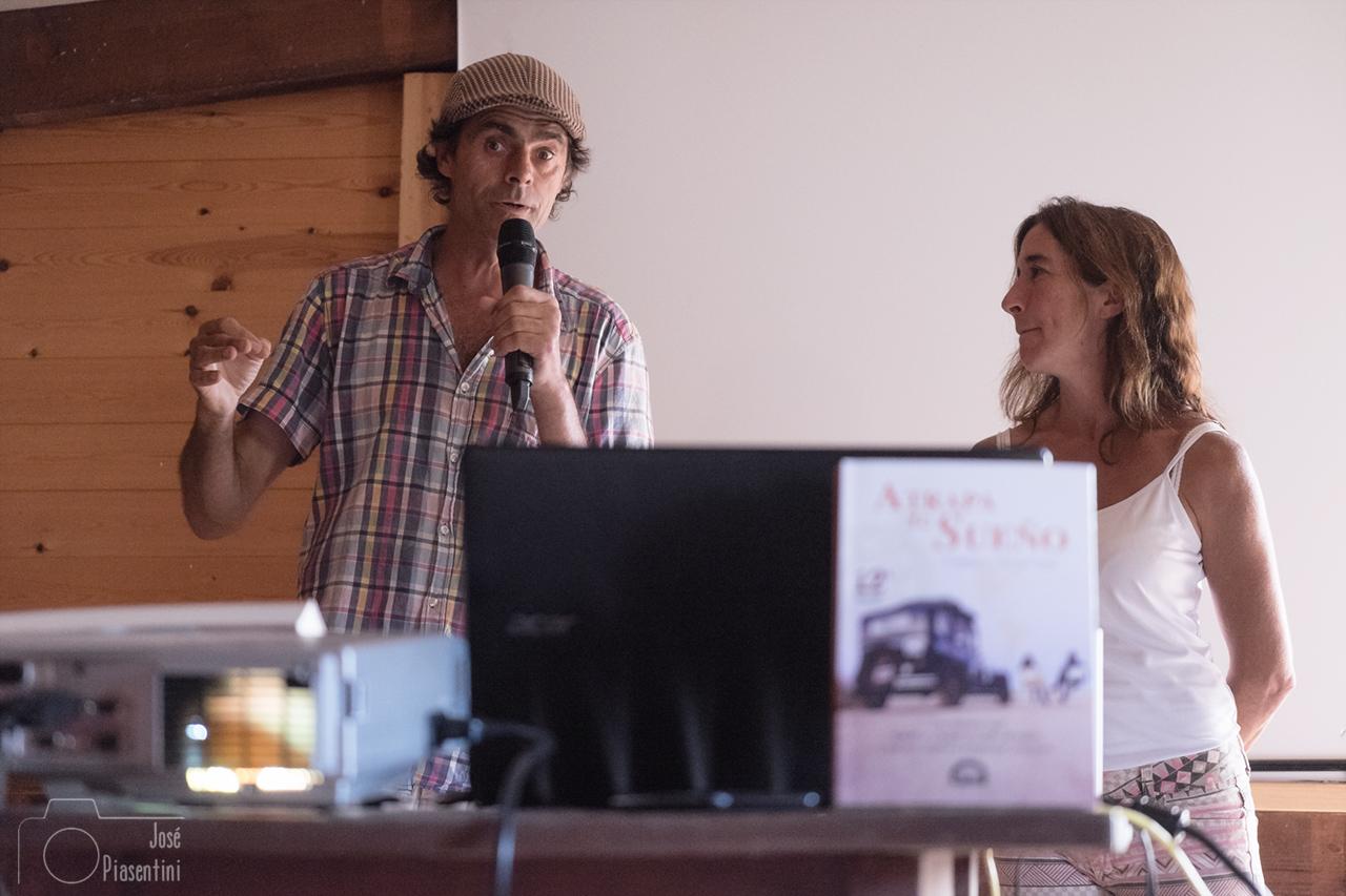 Charla en Meeting Camper de los Zapp