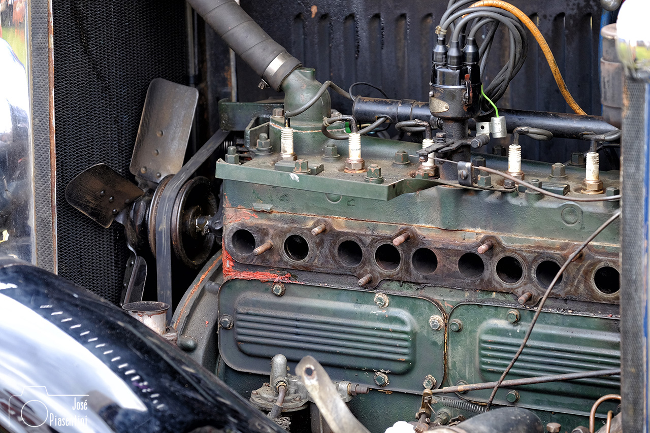 Motor Graham Paige de 1928