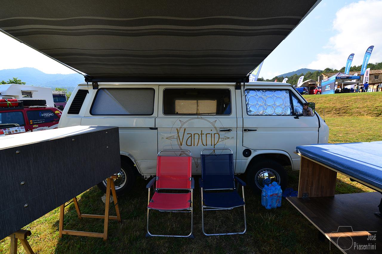 VanTrip Meeting Camper