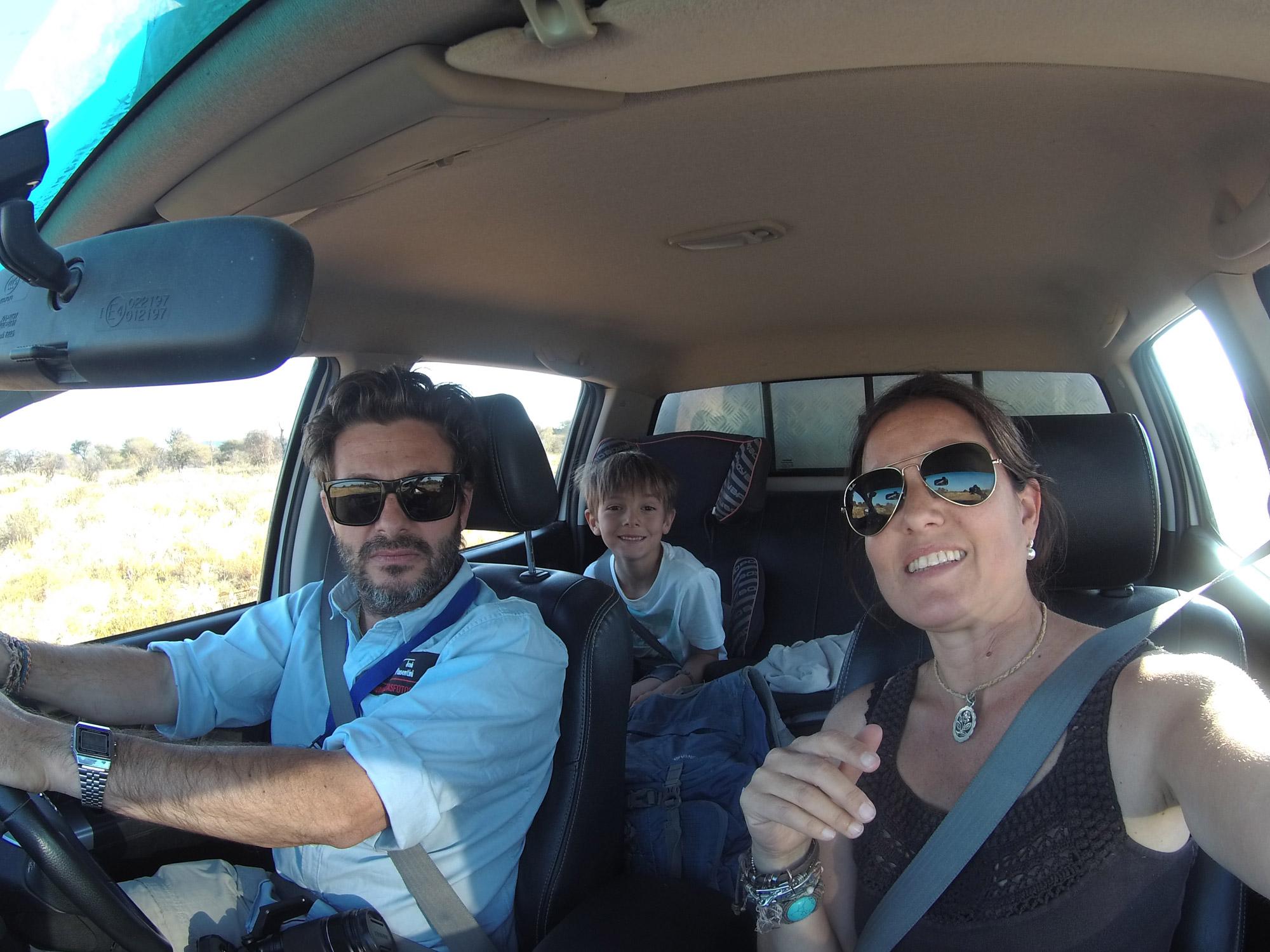 Family Travel - Namibia