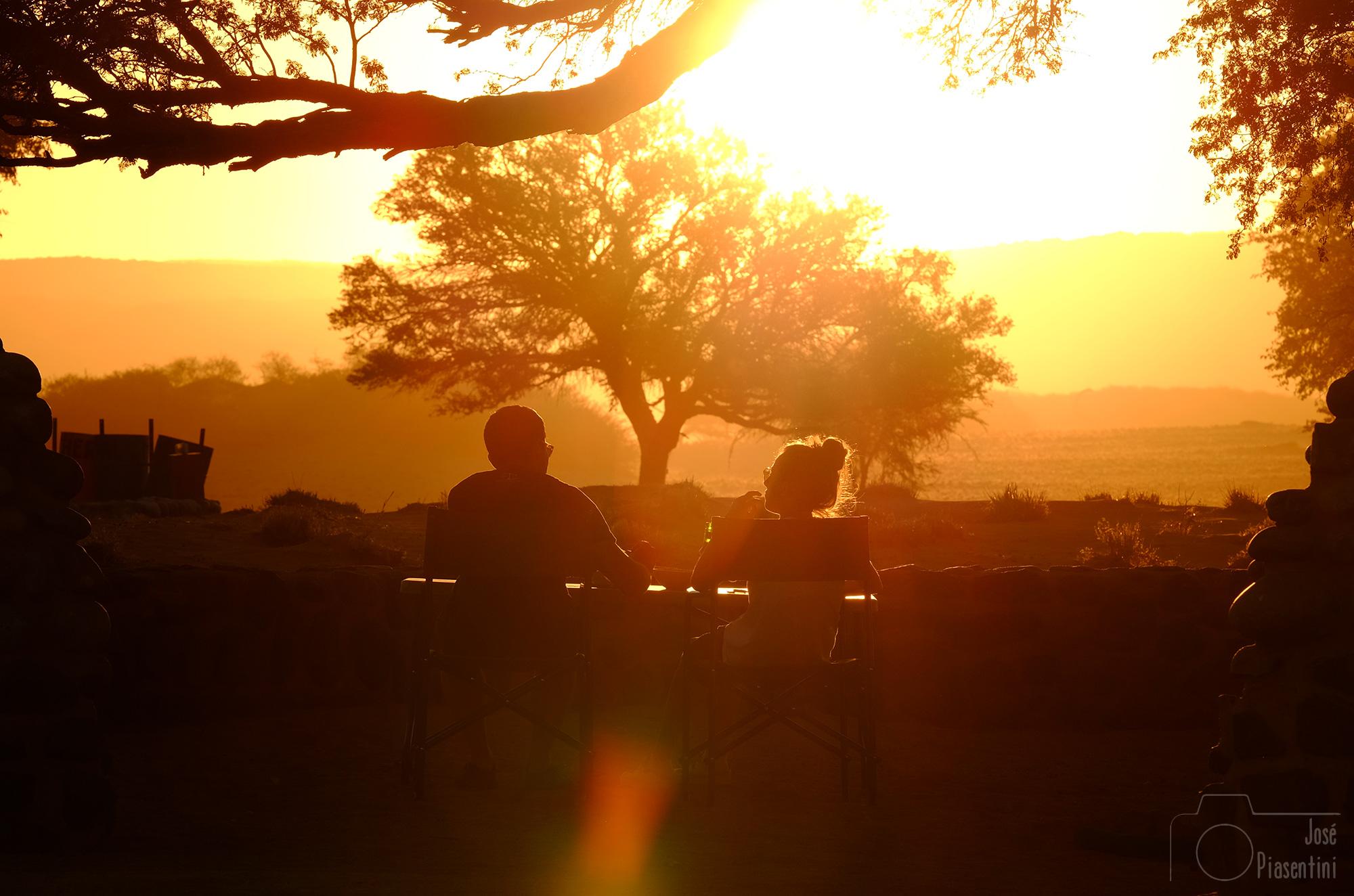 Sesriem-Campsite-sunset-Namibia