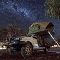 Sesriem Campsite Sossusvlei Namibia