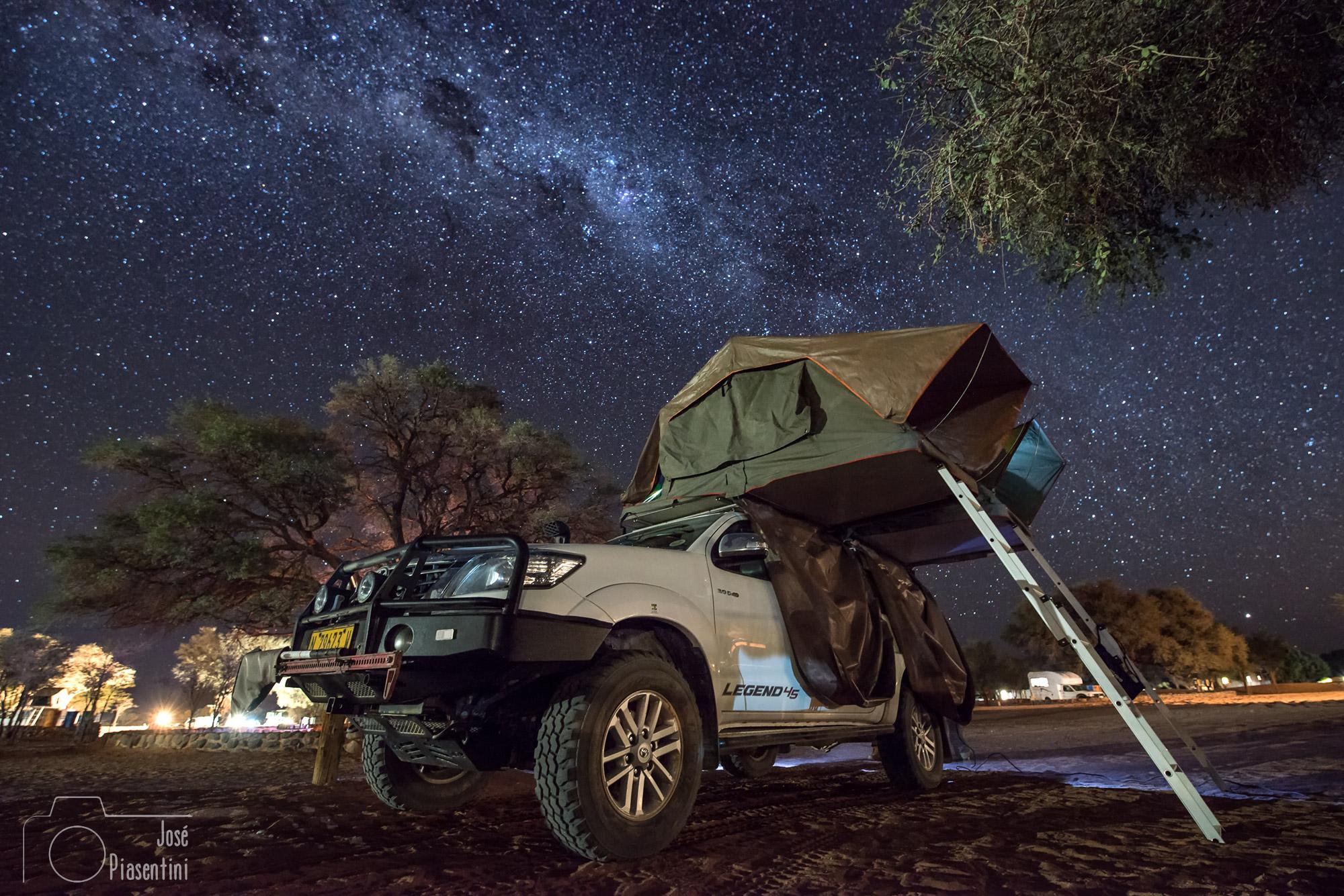 Como viajar por Namibia por libre