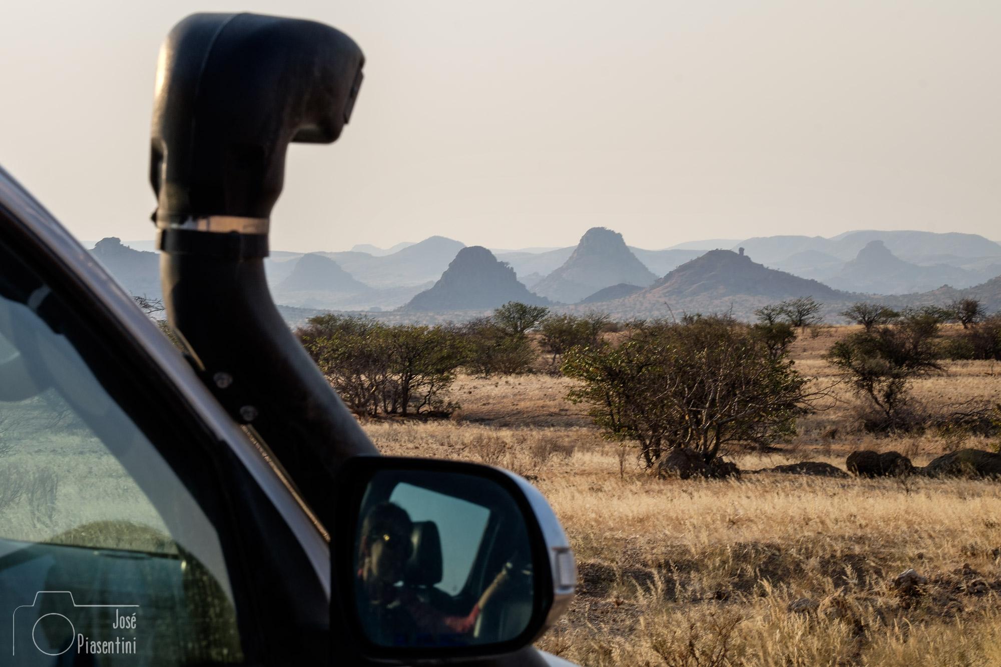 Twyfelfontein-Namibia