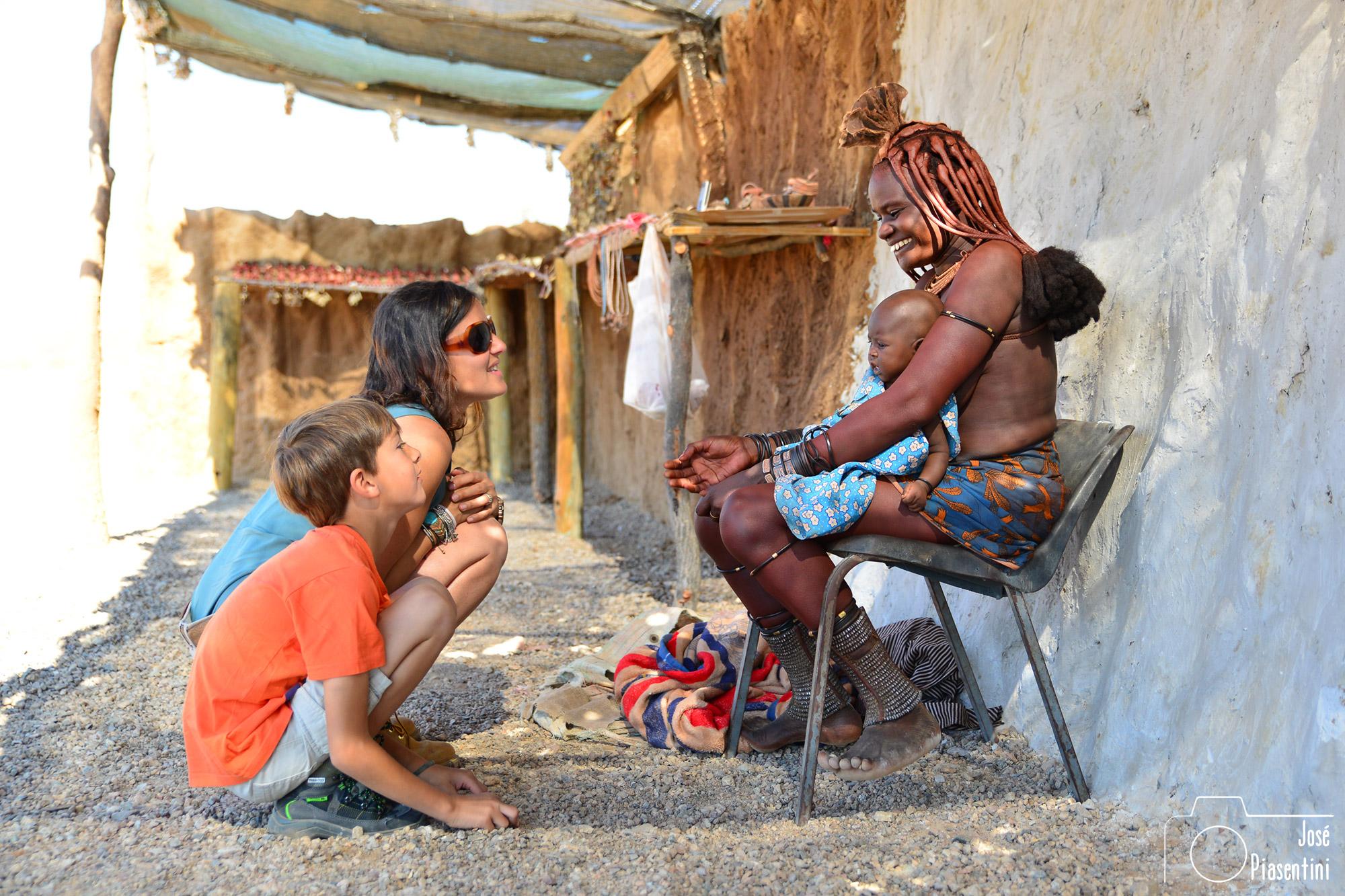 Viajes en Familia a Namibia