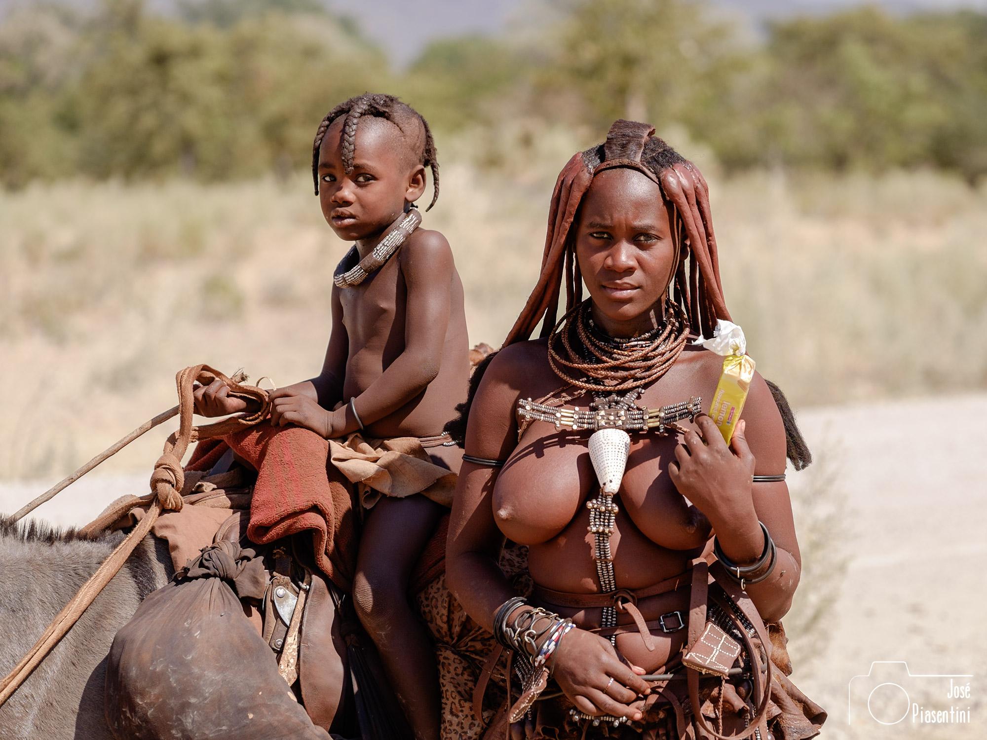 Himba bushman