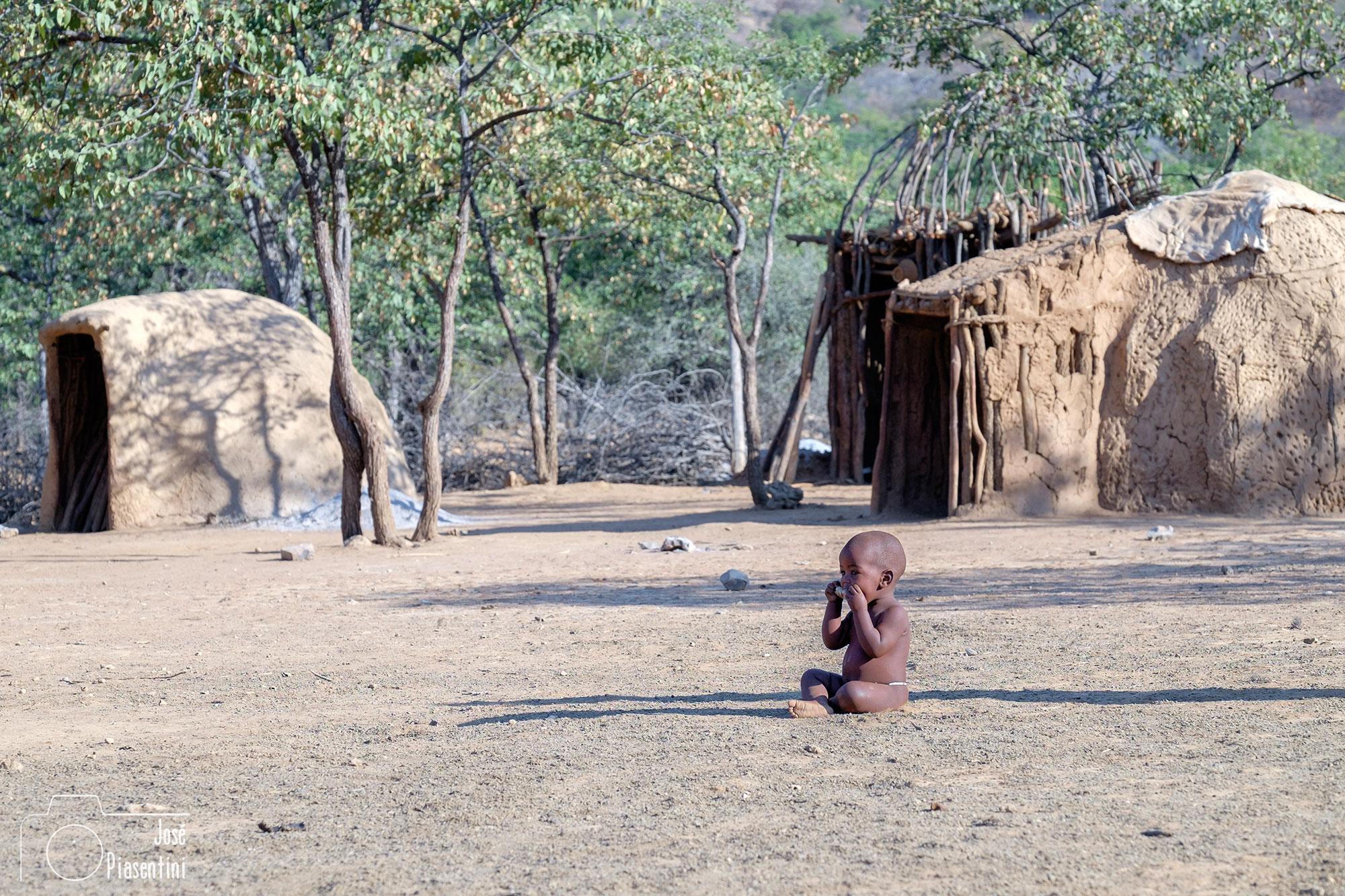 Opuwo Himba living Museum