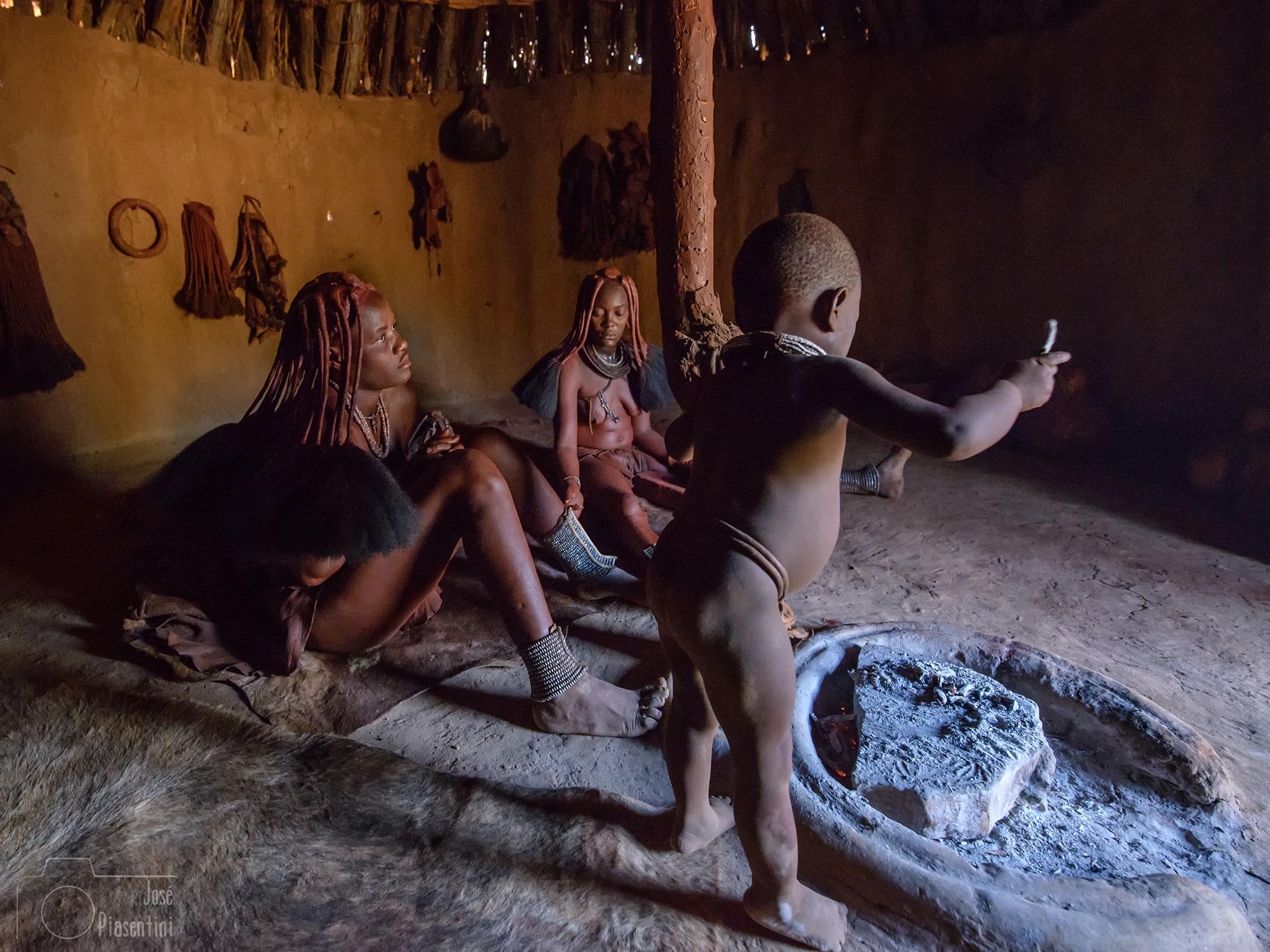 Himba Tribu