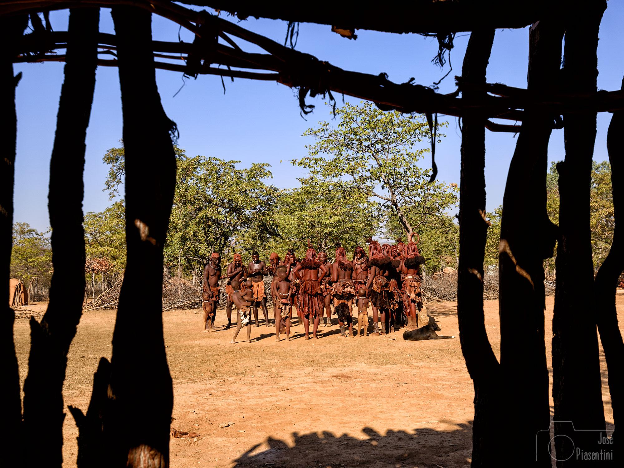 Ovahimba Himba Living Museum