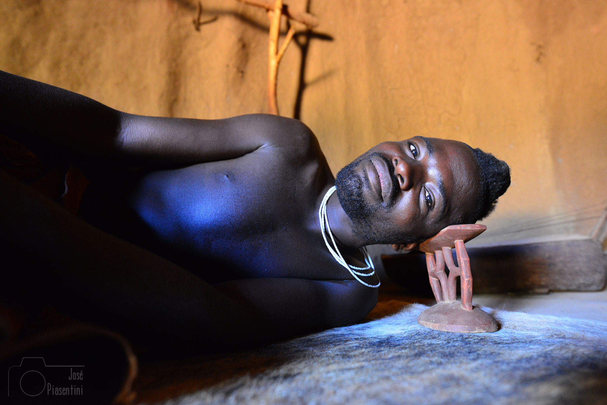 Himba almohada