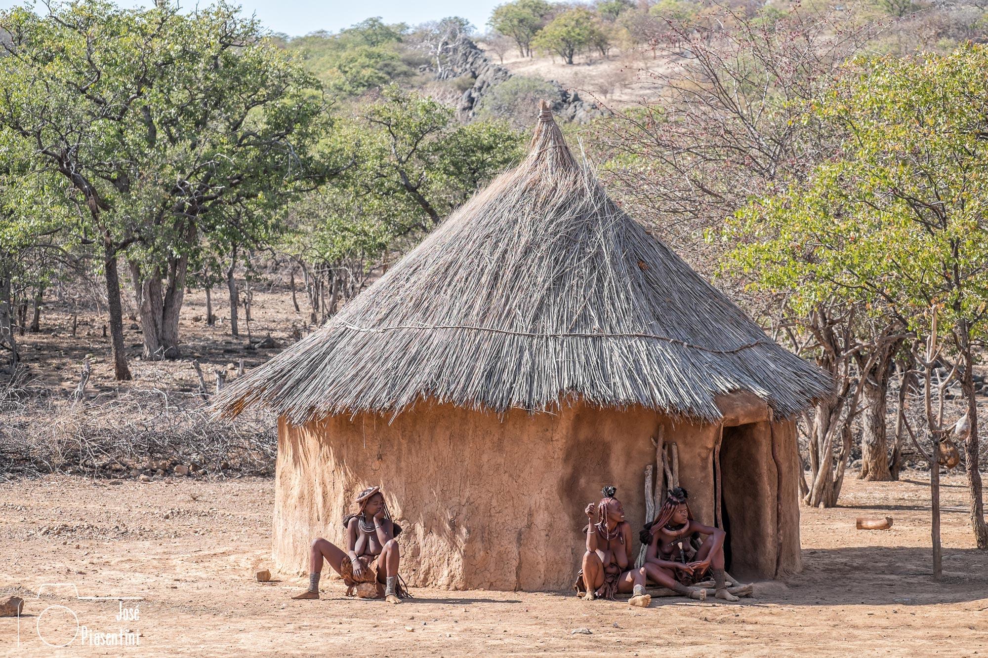 Poblado Himba Opuwo