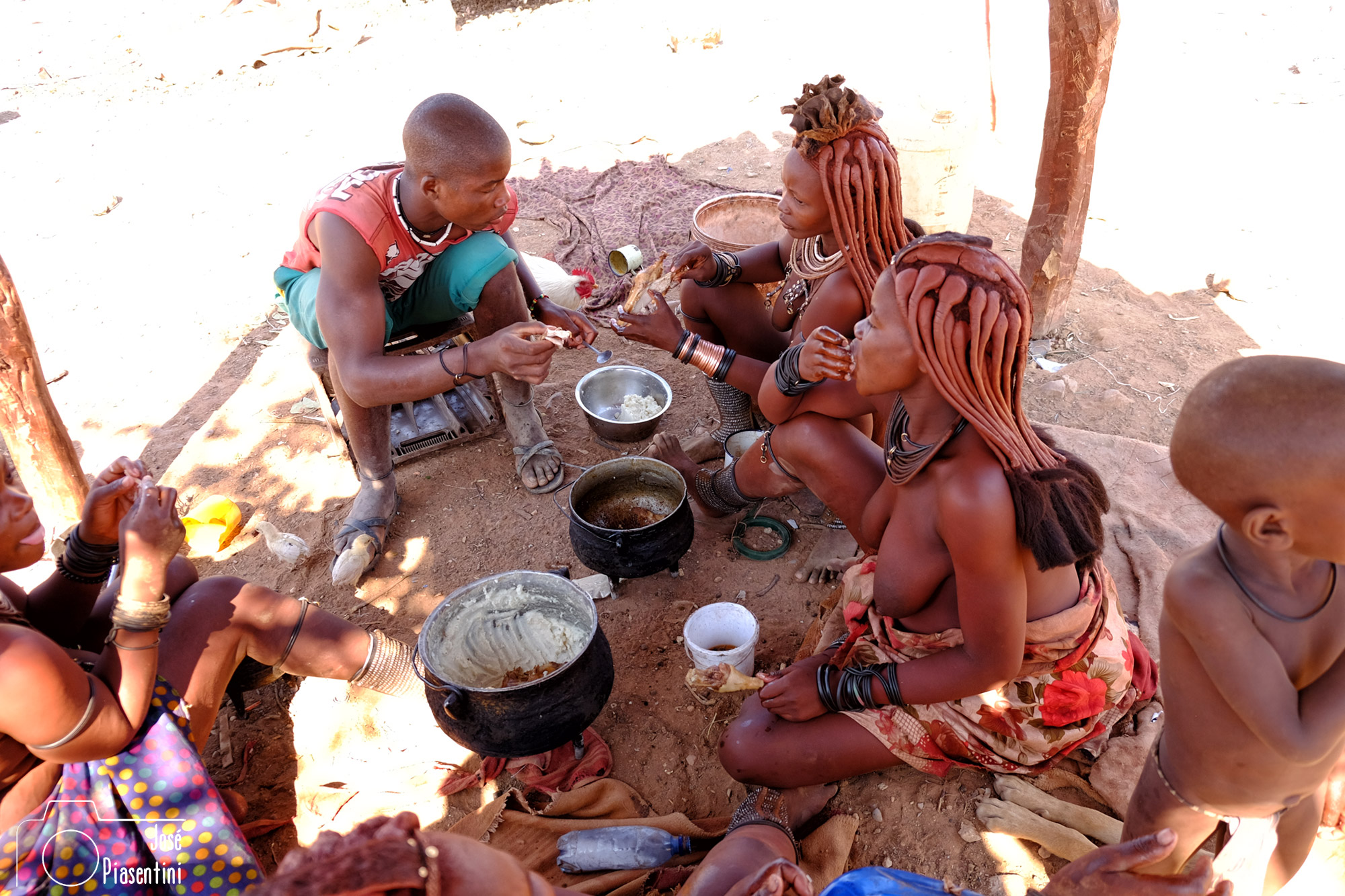 Himba-Sesfontein-Namibia