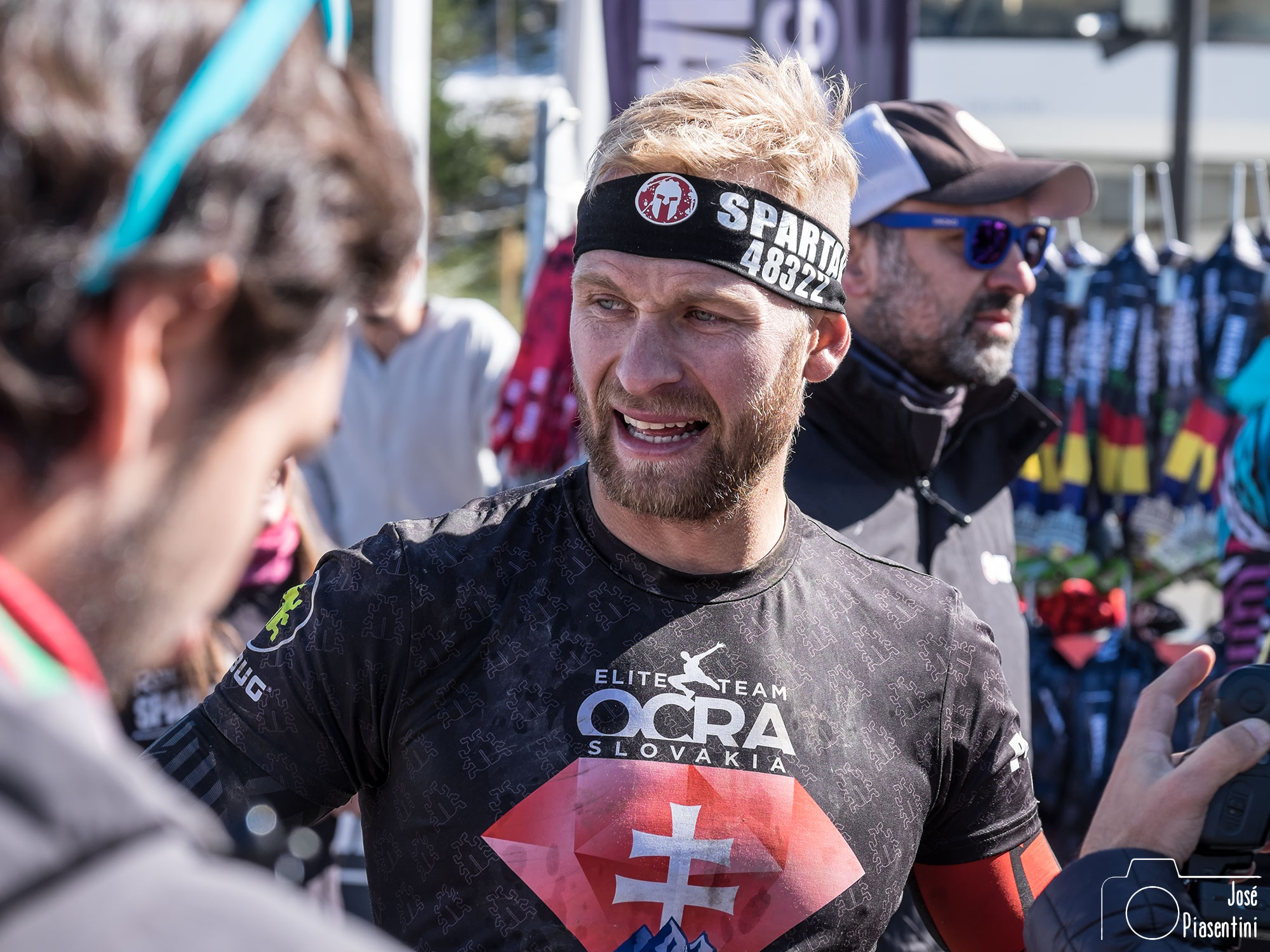 Michal Rajniak ganador Spartan Race Andorra