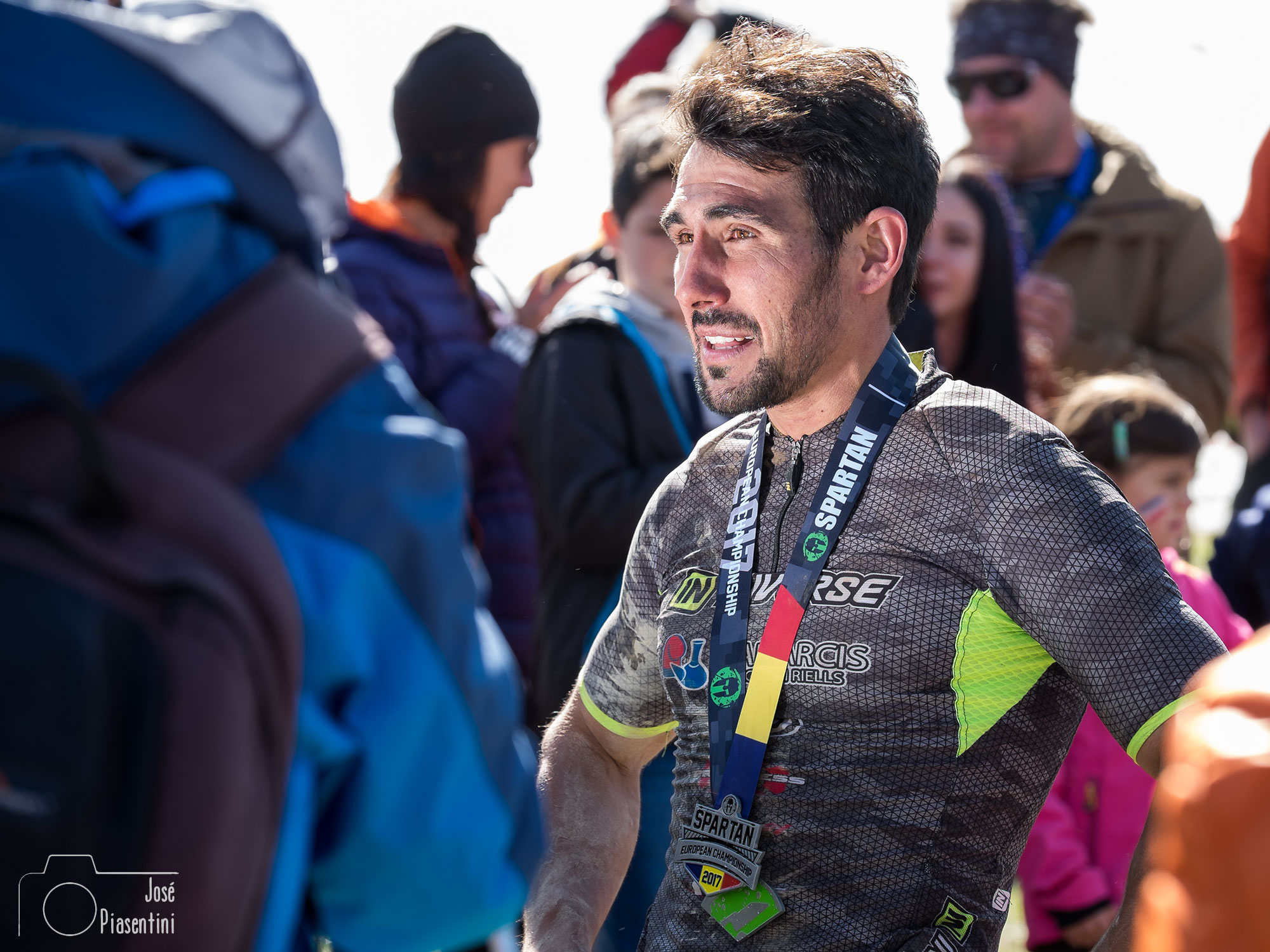 Albert Soley Castells Spartan Andorra Encamp 2017