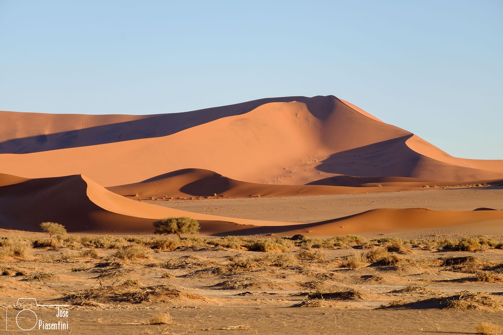Namib dunes Sossusvlei