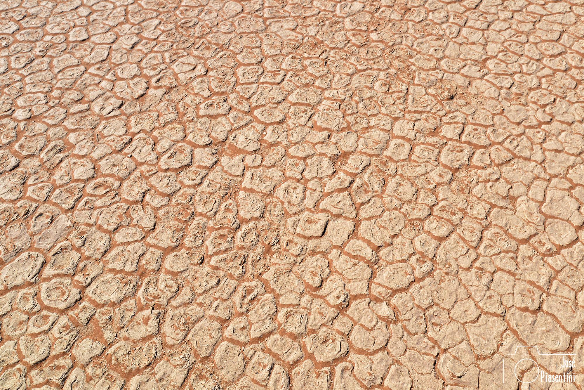 Textures of Namib Desert