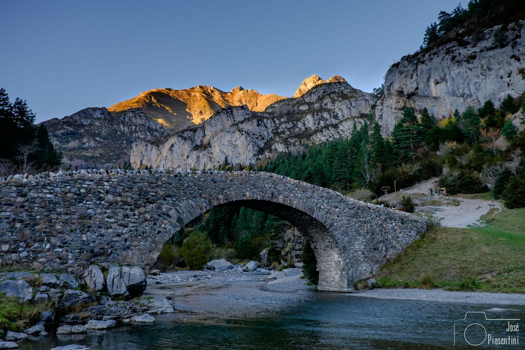 Puente Refugio Bujaruelo