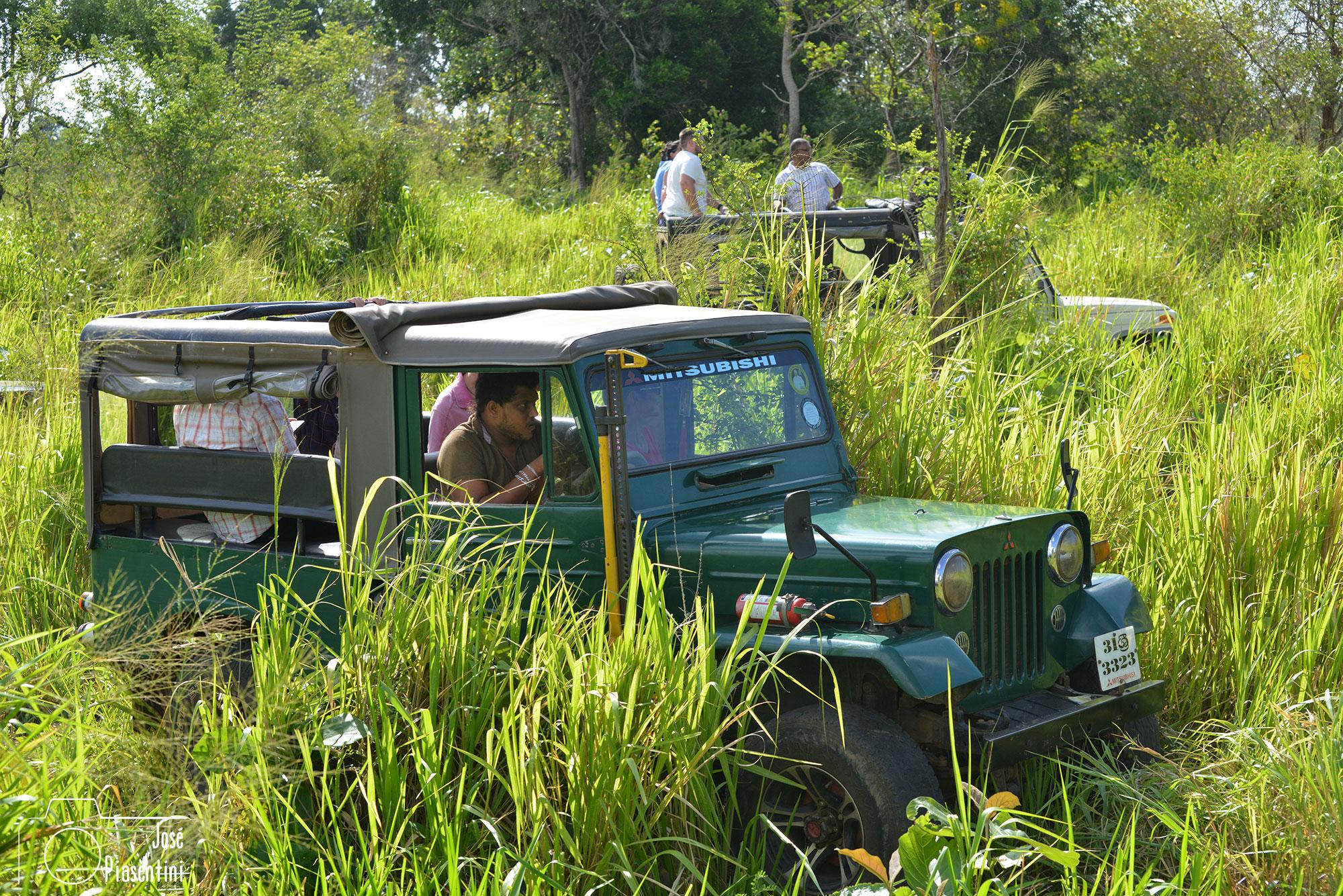 Sri Lanka PN Eco Park Polonnaruwa