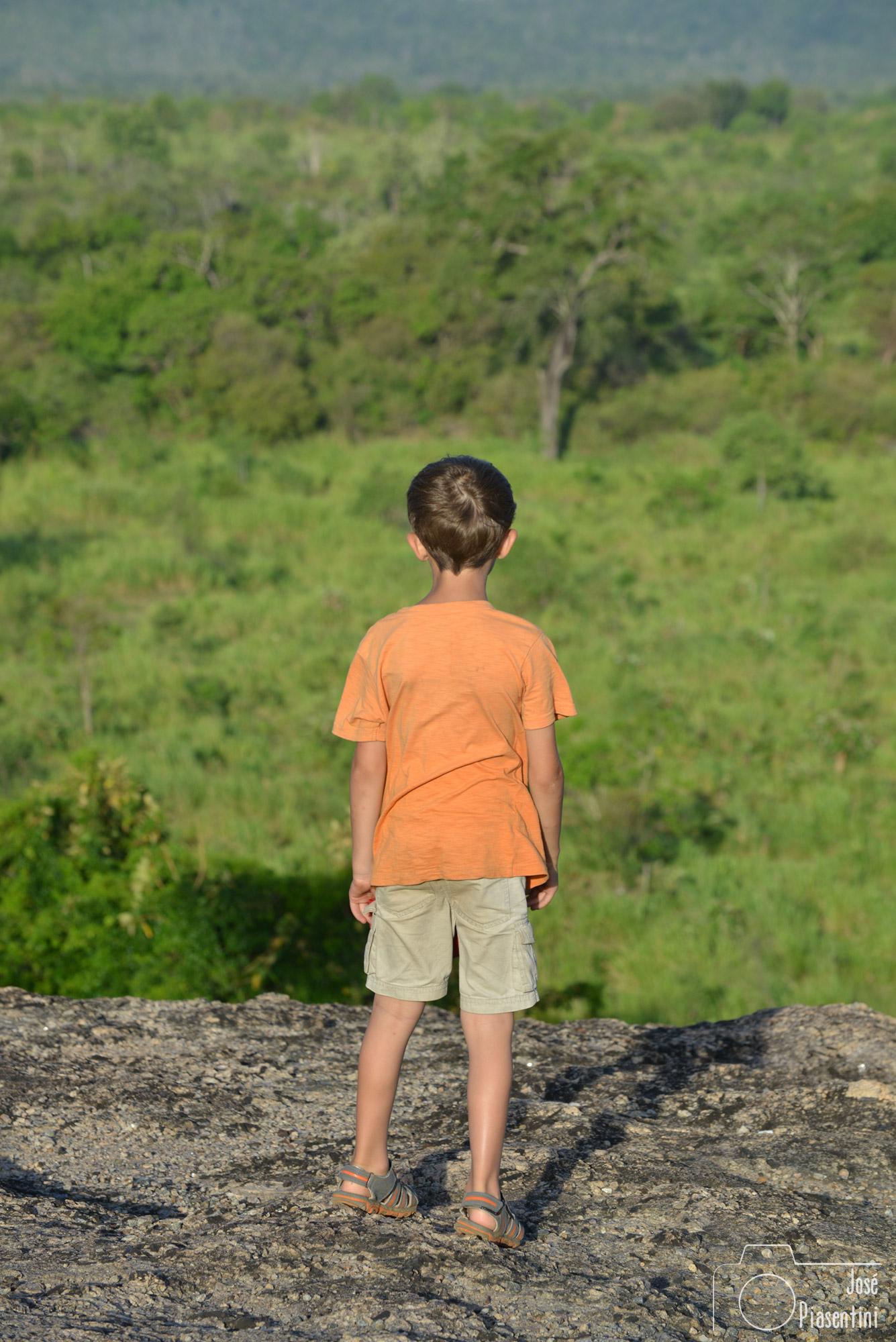 Visitar SriLanka con niños