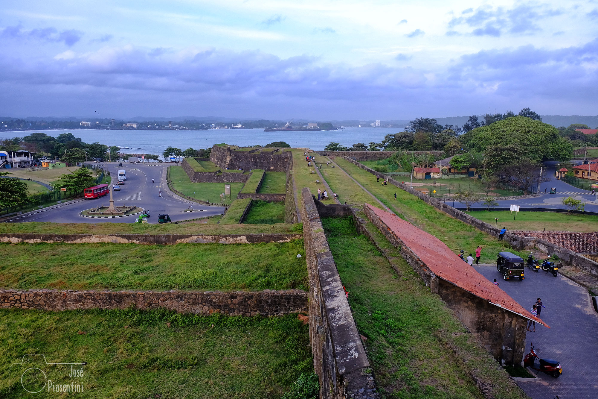 FORT OF GALLE