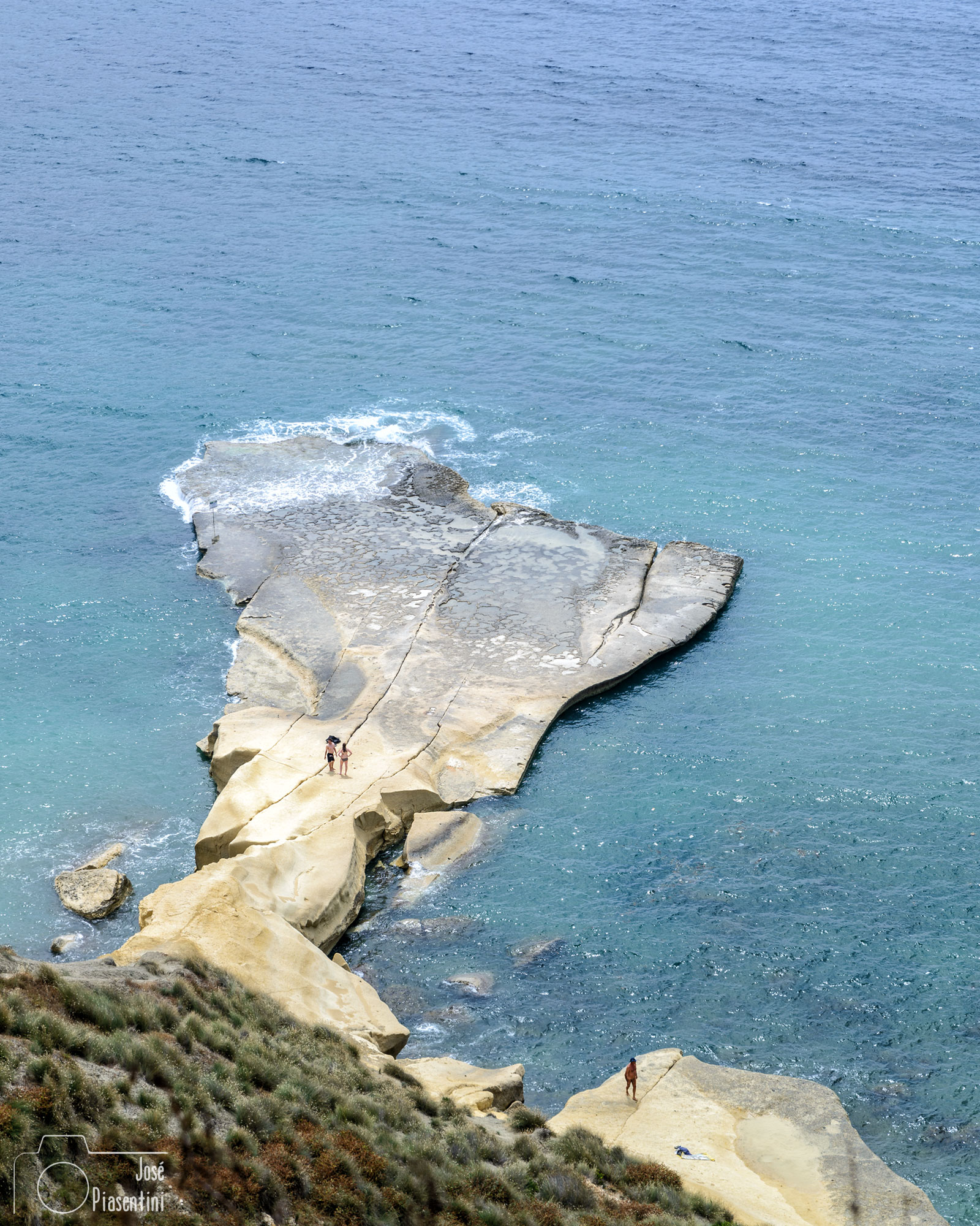 Ghajn Tuffieha, Malta