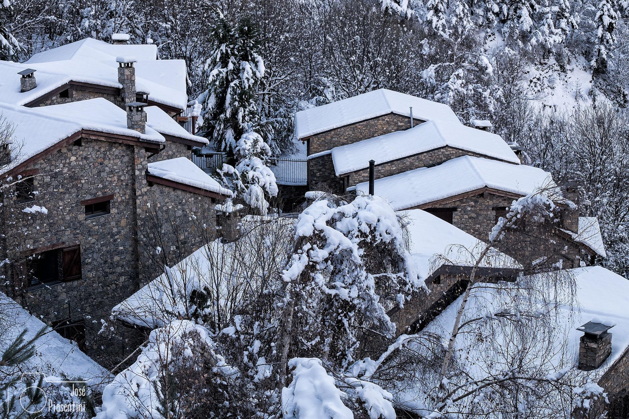 Casas de Andorra
